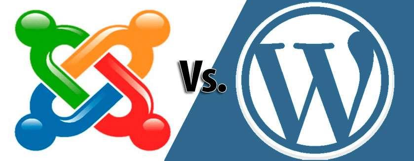 Manejadores de contenido: Joomla vs WordPress