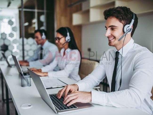 call center facilplan