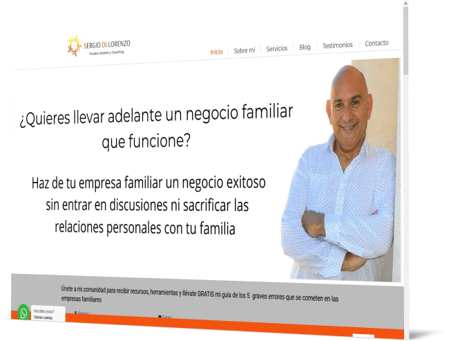 portfolio sergiodilorenzo
